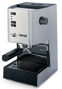 gaggia syncrony digital automatic espresso machine
